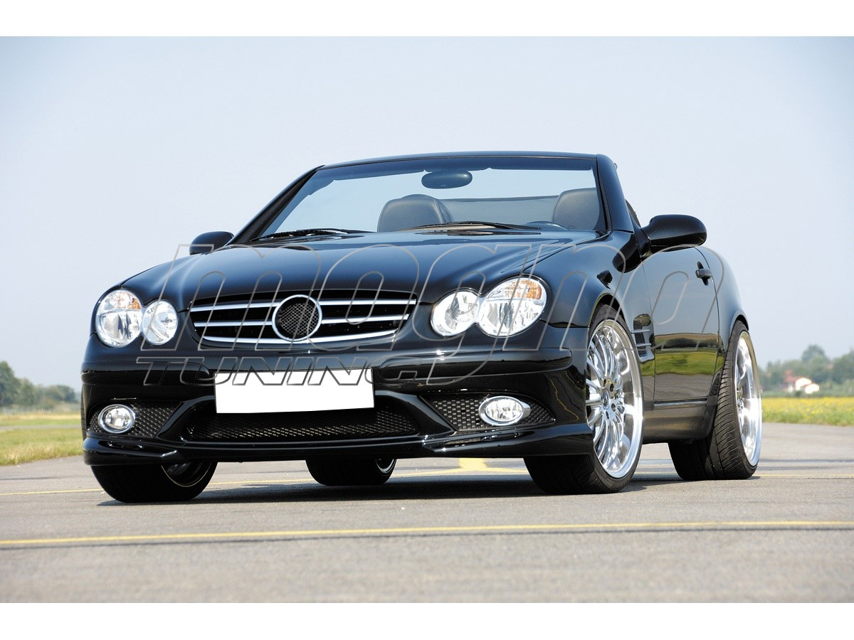 mercedes slk r170 sl look body kit. Black Bedroom Furniture Sets. Home Design Ideas