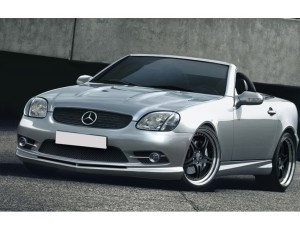 Mercedes SLK R170 SX Body Kit