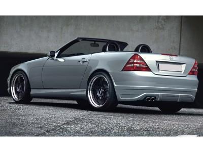 Mercedes SLK R170 SX Rear Bumper