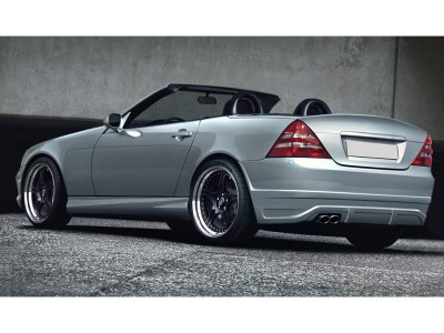 Mercedes SLK R170 SX Rear Wing