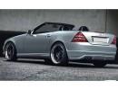 Mercedes SLK R170 SX Side Skirts