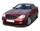 Mercedes SLK R170 Verus-X Front Bumper Extension