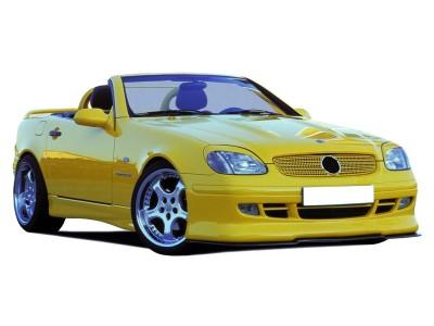 Mercedes SLK R170 Vortex Front Bumper Extension