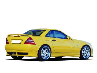 Mercedes SLK R170 Vortex Seitenschwellern