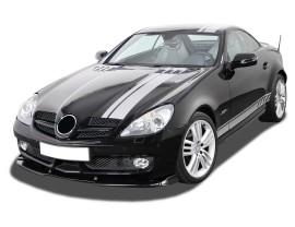 Mercedes SLK R171 Facelift V2 Front Bumper Extension