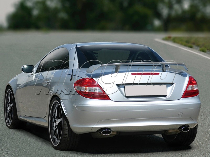 mercedes slk r171 lx rear wing. Black Bedroom Furniture Sets. Home Design Ideas