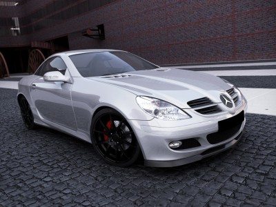 Mercedes SLK R171 MX Front Bumper Extension