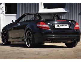 Mercedes SLK R171 P1 Rear Bumper
