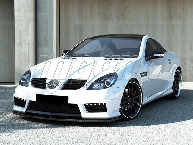 mercedes slk r171 r172 amg look body kit. Black Bedroom Furniture Sets. Home Design Ideas