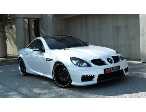 Mercedes SLK R171 R172-AMG-Look Body Kit
