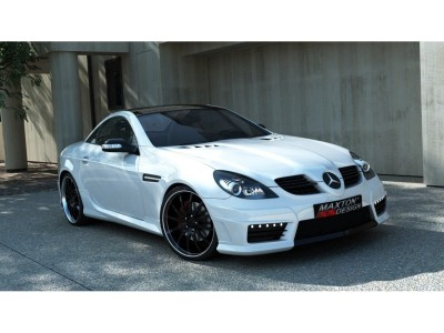 Mercedes SLK R171 R172-AMG-Look Side Skirts