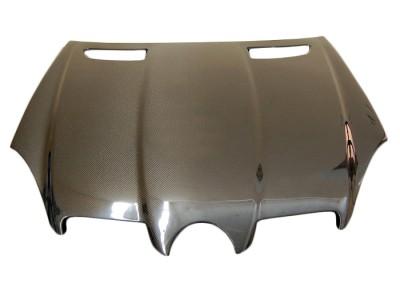 Mercedes SLK R171 Razor Carbon Fiber Hood