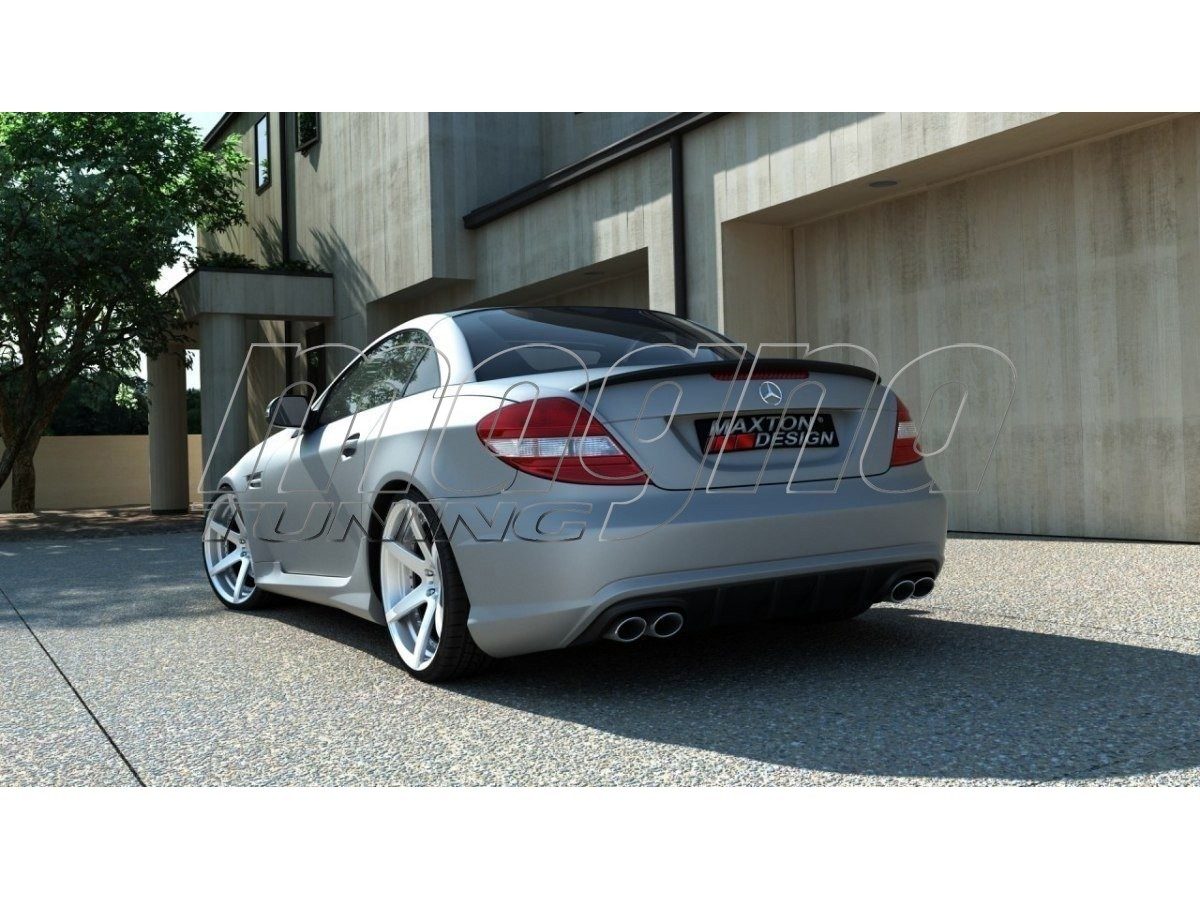 Mercedes slk r171 w204 amg look body kit for Mercedes benz amg kit