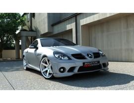 Mercedes SLK R171 W204-AMG-Look Body Kit