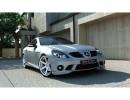 Mercedes SLK R171 W204-AMG-Look Front Bumper