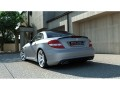 Mercedes SLK R171 W204-AMG-Look Rear Bumper
