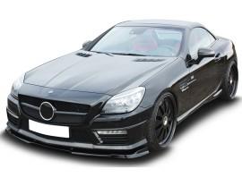 Mercedes SLK R172 55 AMG Verus-X Front Bumper Extension