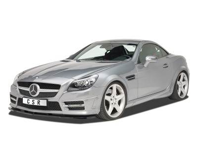 Mercedes SLK R172 Crono Front Wheel Arch Extensions