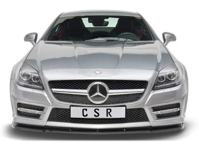 Mercedes SLK R172 Crono Scheinwerferblenden