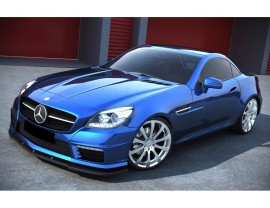 Mercedes SLK R172 MX Front Bumper Extension
