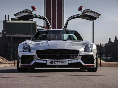 Mercedes SLS Wide Body Kit Exclusive