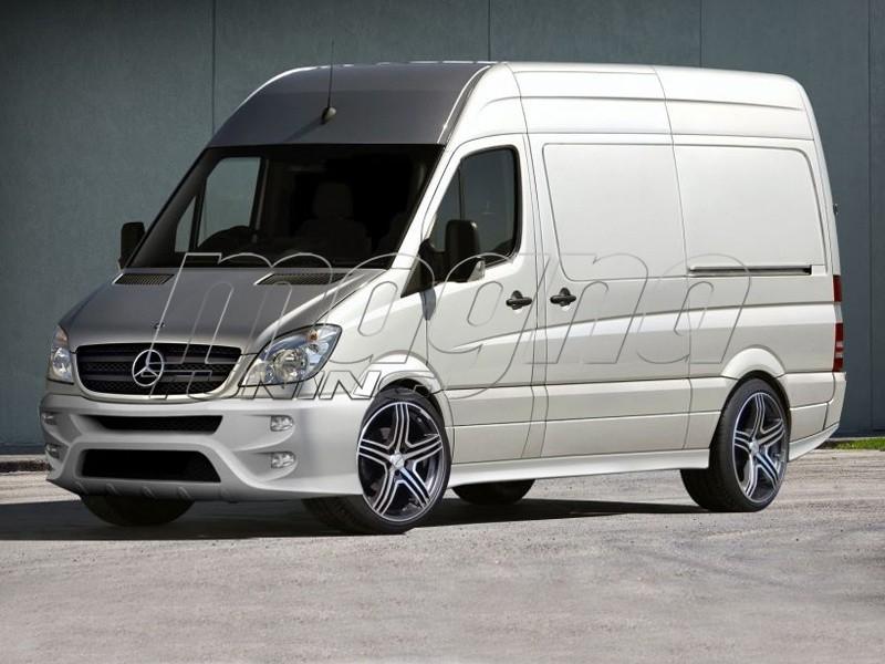 Mercedes Sprinter Mk2 M Style Front Bumper