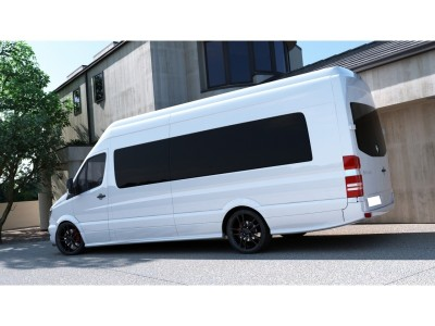 Mercedes Sprinter MK2 M-Style Side Skirts
