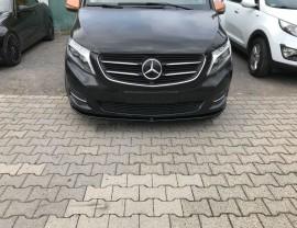 Mercedes V-Class W447 MX Front Bumper Extension
