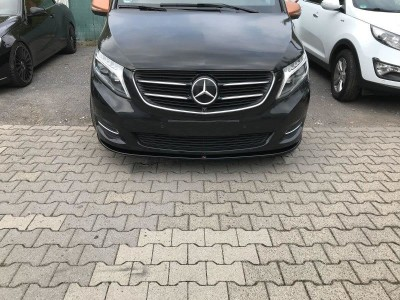 Mercedes V-Class W447 MX Front Bumper Extension