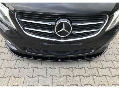 Mercedes V-Class W447 MX2 Front Bumper Extension