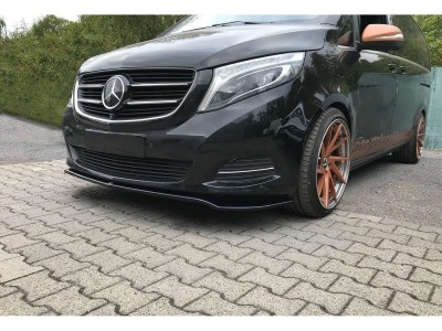 Mercedes V-Class W447 MX3 Front Bumper Extension