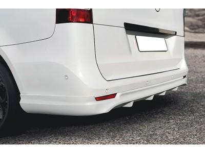 Mercedes V-Class W447 Saturn Rear Bumper Extension
