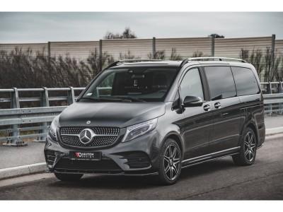 Mercedes V-Klasse W447 Matrix Frontansatz