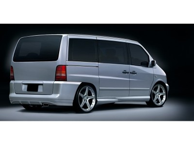 Mercedes Vito A2 Side Skirts
