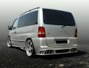Mercedes Vito Exclusive Rear Bumper