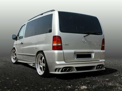 Mercedes Vito Exclusive Rear Bumper
