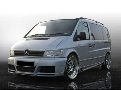 Mercedes Vito Exclusive Side Skirts