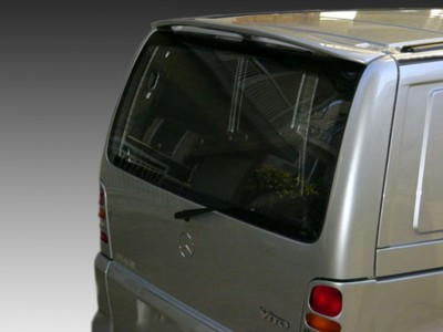 Mercedes Vito Master Rear Wing