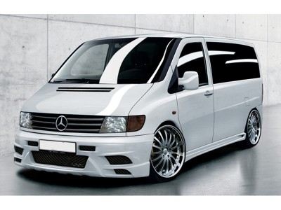 Mercedes Vito Maximus Side Skirts