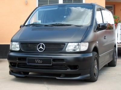 Mercedes Vito Proteus Front Bumper Extension