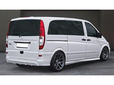 Mercedes Vito W639 Bara Spate Strider1