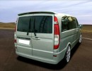 Mercedes Vito W639 Bullet Rear Wing
