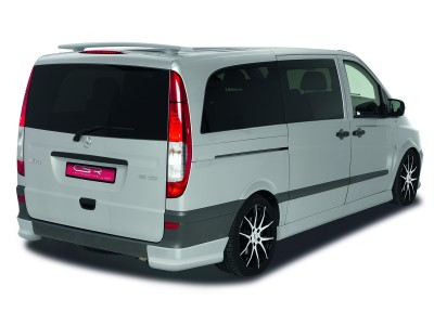 Mercedes Vito W639 Crono Rear Wing
