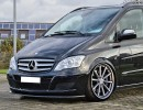 Mercedes Vito W639 Intenso Front Bumper Extension