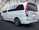 Mercedes Vito W639 Strider Rear Wing