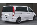 Mercedes Vito W639 Strider1 Rear Bumper
