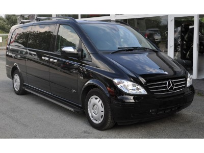Mercedes Vito W639 Trax Running Boards