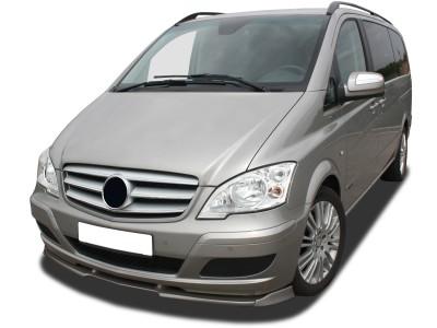 Mercedes Vito W639 Verus-X Front Bumper Extension