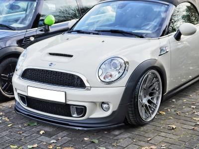 Mini Cooper 2 Invido Front Bumper Extension