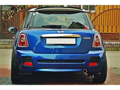 Mini Cooper 2 JCW M2 Rear Bumper Extensions